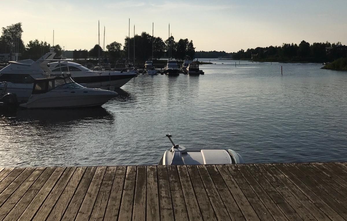 Travel day 14 | Hemmottelua Oulussa